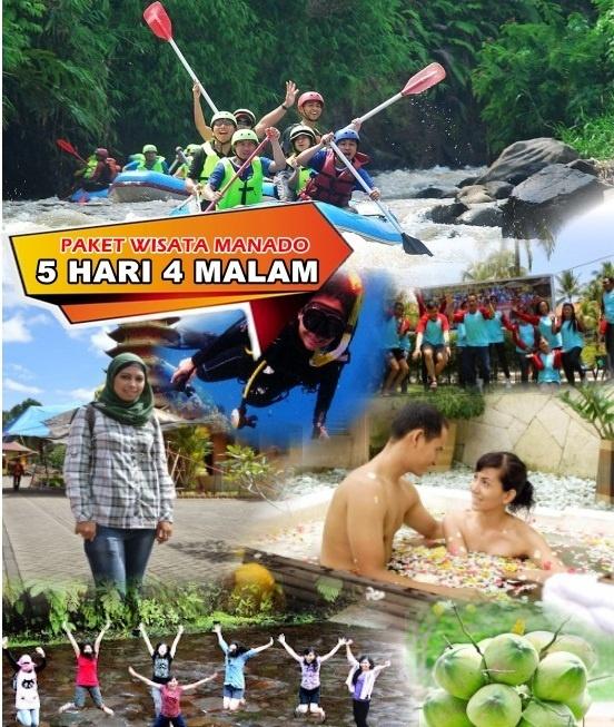 Wisata Manado, Paket Wisata Manado, Tour Manado, Paket Tour Bunaken, Wisata Bunaken, Manado Trip, Hotel di Manado